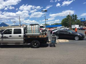 Mile High Mobile Wash: Fleet Washing, Pressure Washing and Graffiti Removal in Denver. Call today - (303) 330-8748
